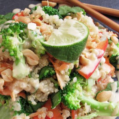 Thai_Quinoa_Salat