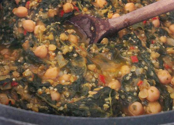 Quinoa Eintopf