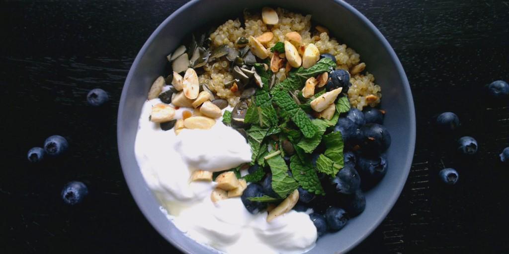 quinoa fr hst cks bowl vegan und glutenfrei. Black Bedroom Furniture Sets. Home Design Ideas