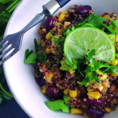 Quinoa-Topf